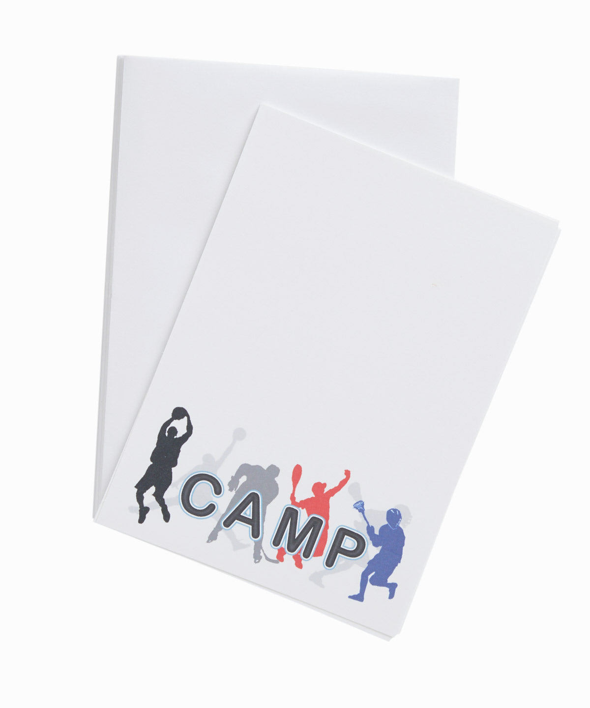 Sports Camp Stationery