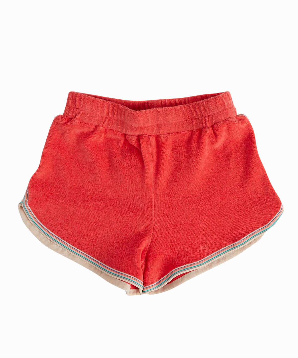 Terry Coral Shorts