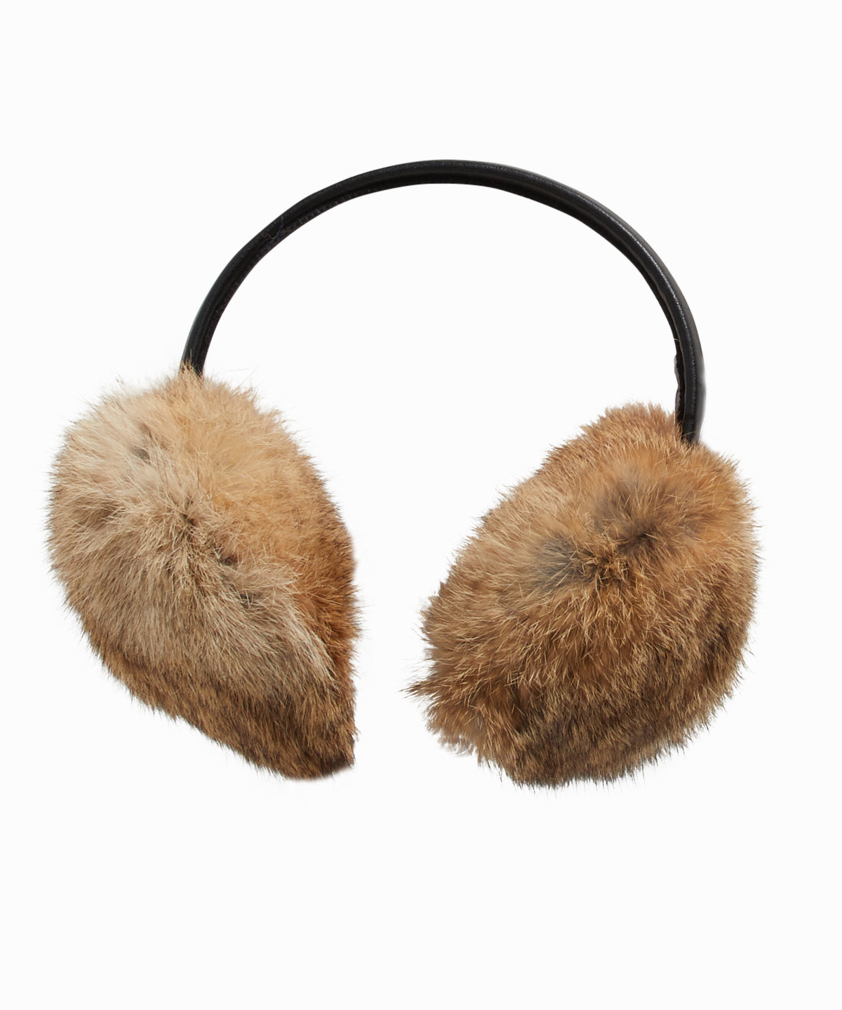 Natural Fur Earmuffs