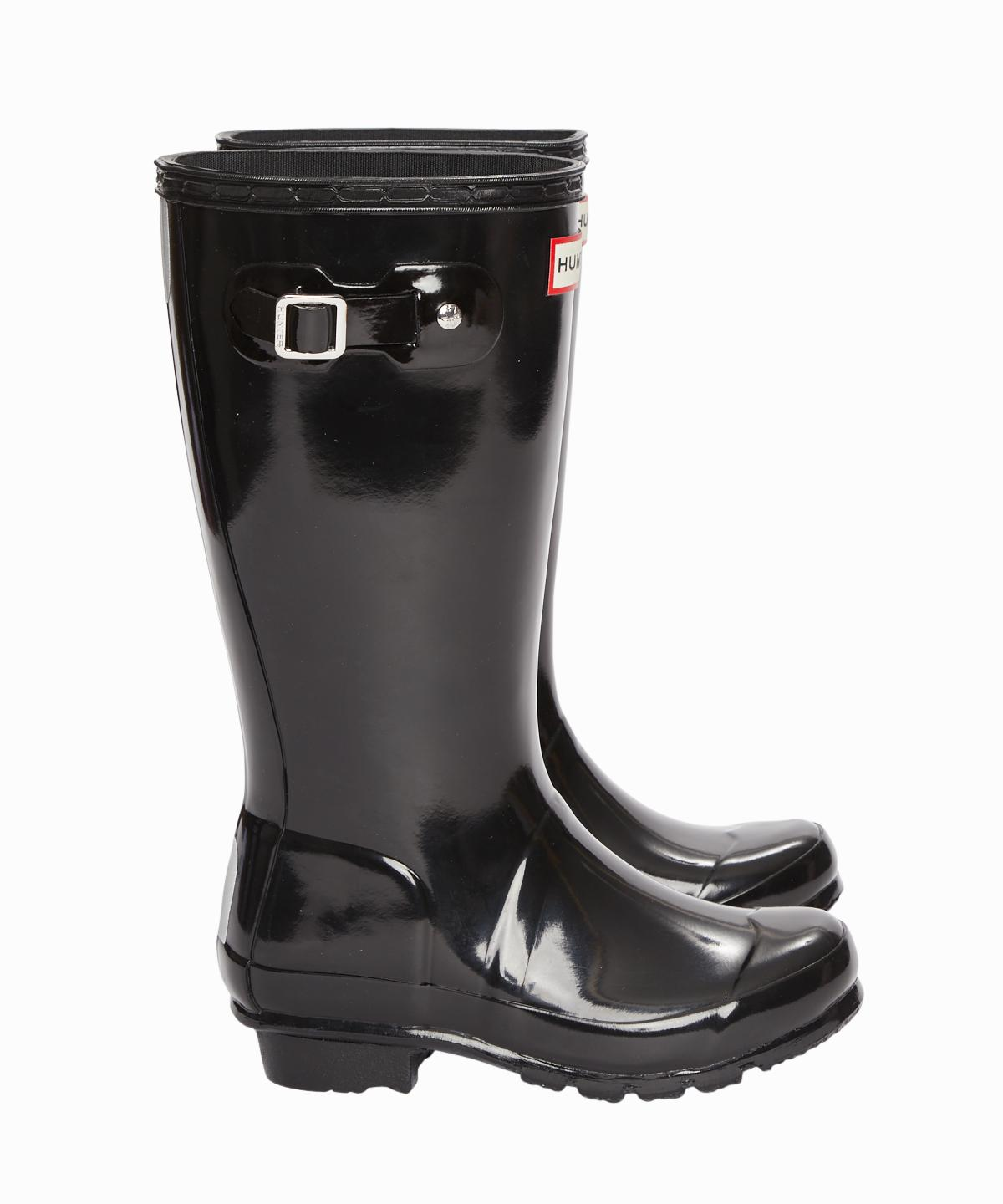Original Black Gloss Rainboots