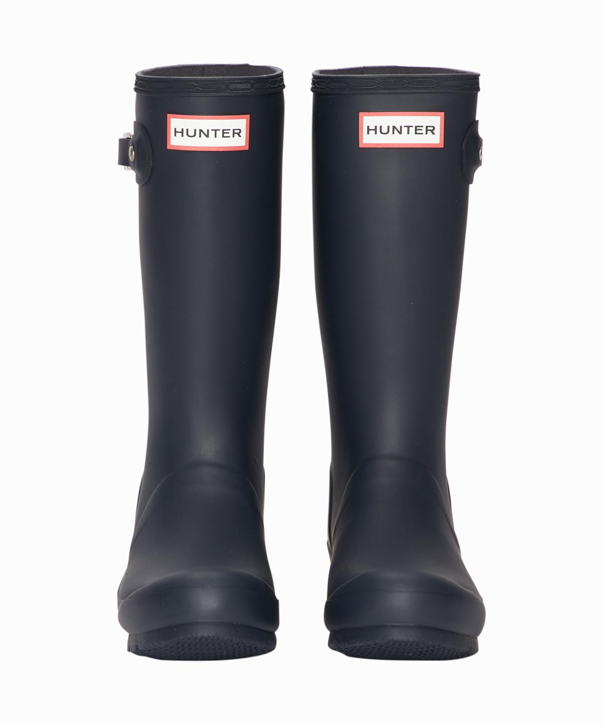 Navy Rainboots