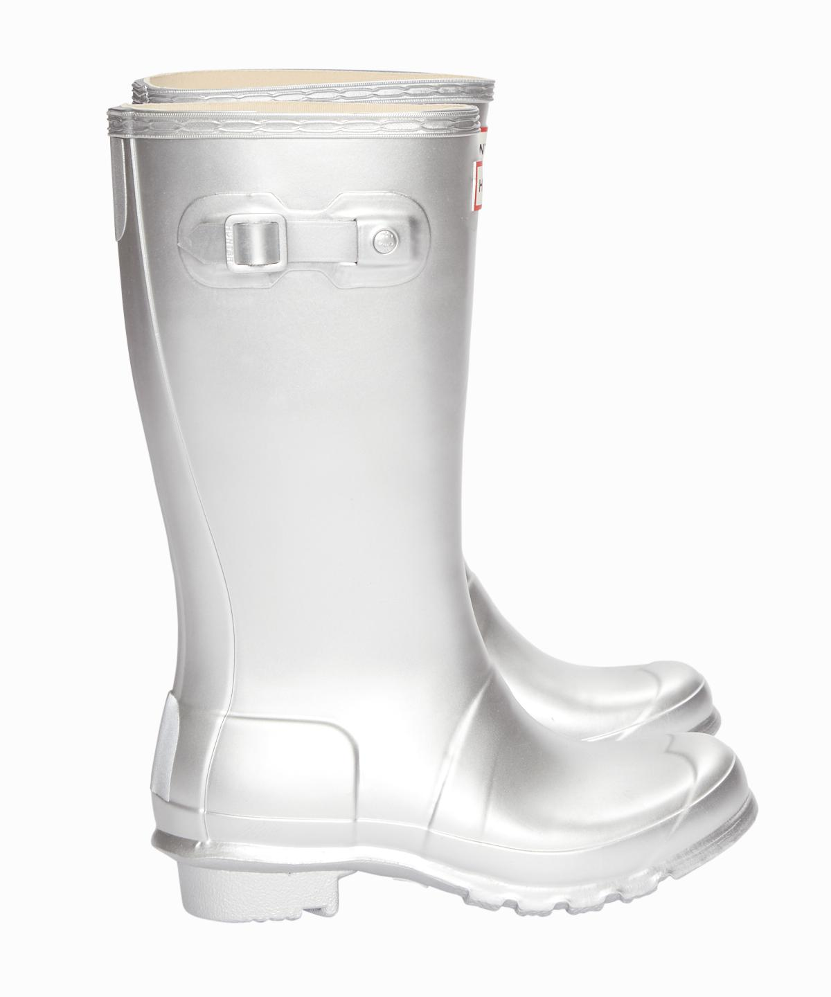 Original Silver Rainboots