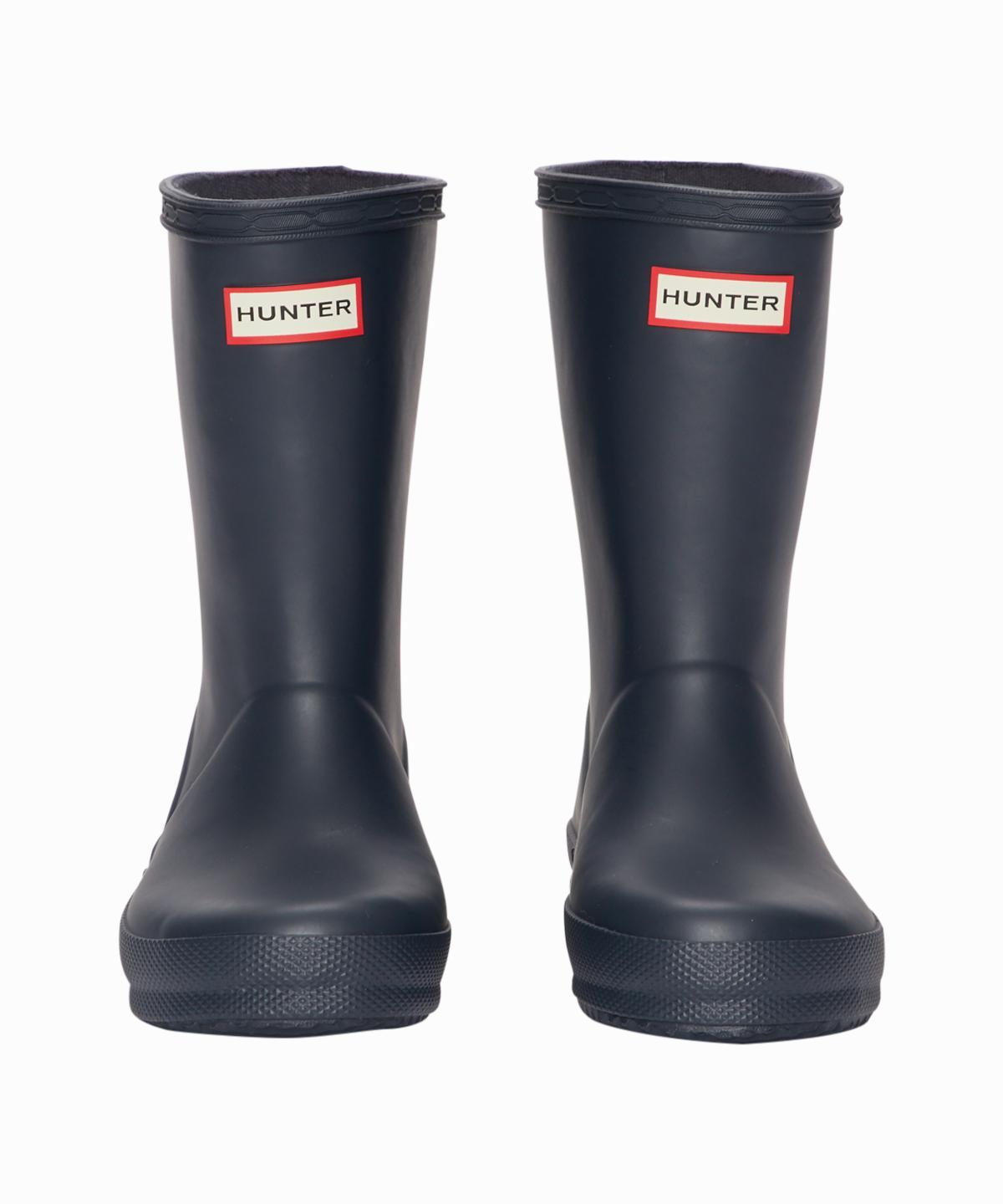 Navy Toddler Rainboots