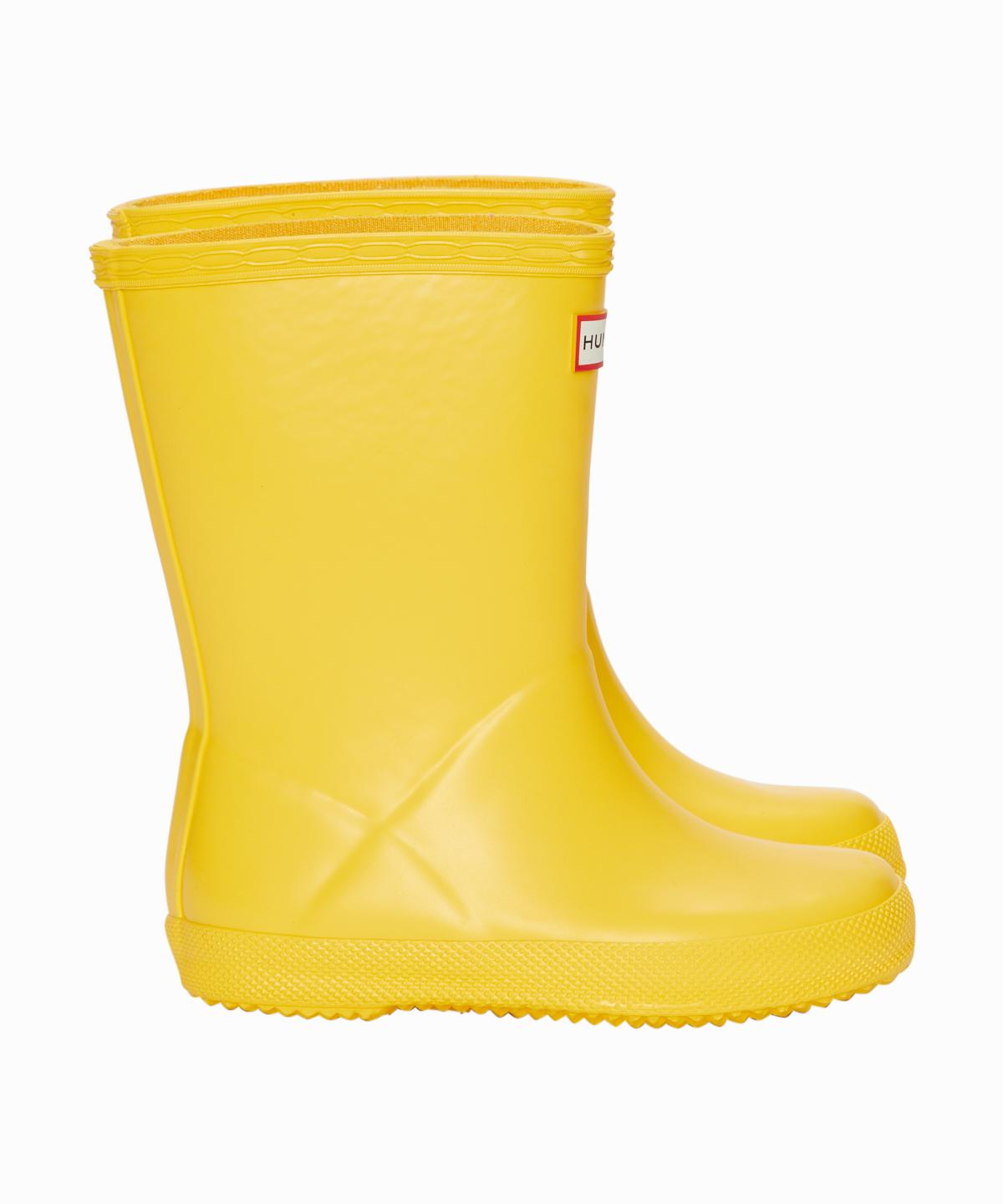 Yellow Toddler Rainboots