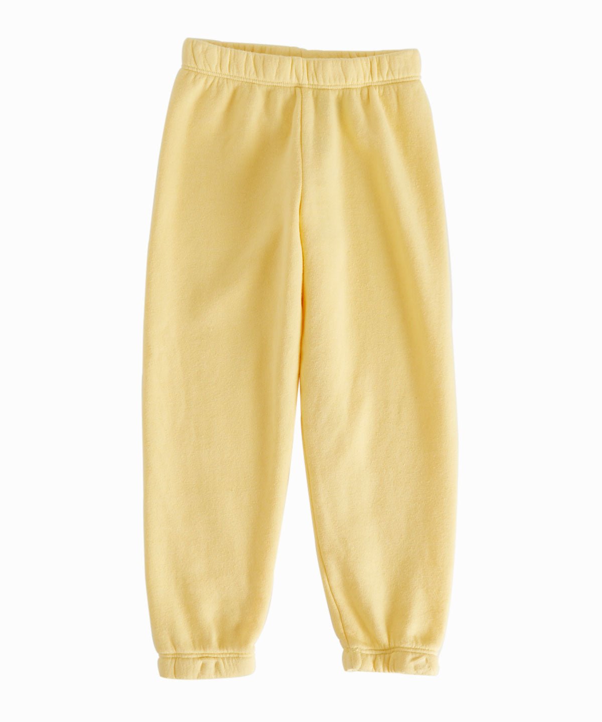 Yellow Sherpa Sweatpants