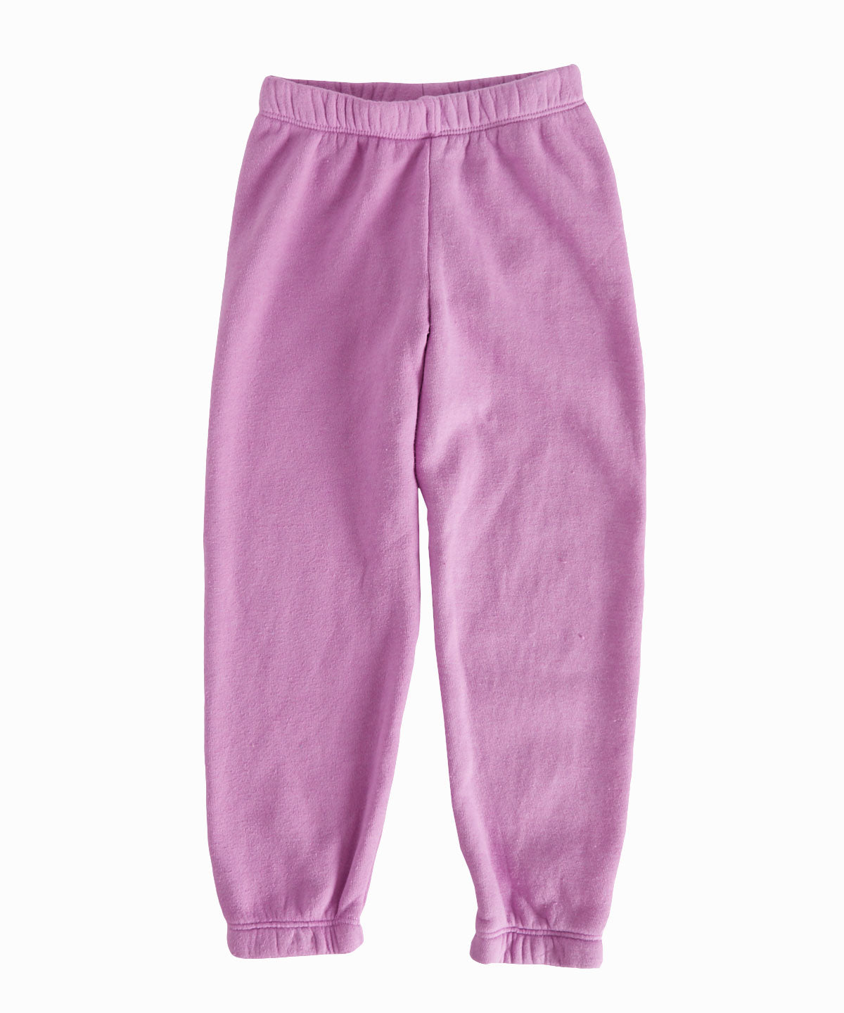 Purple Sherpa Sweatpants