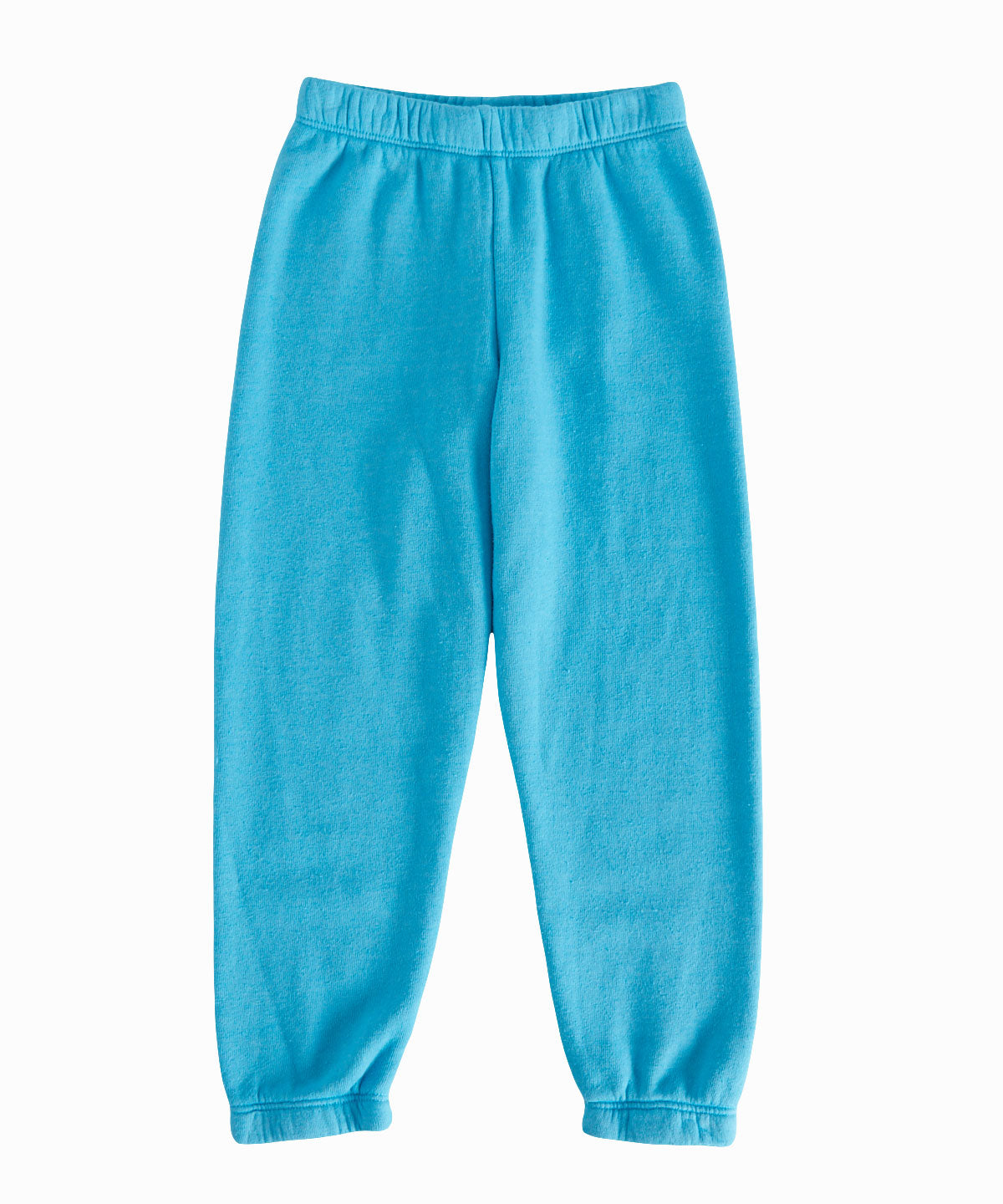 Blue Sherpa Sweatpants