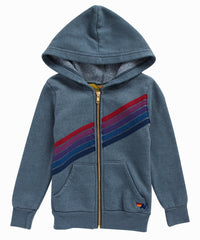 Disco Zip-Up Hooded Sweatshirt