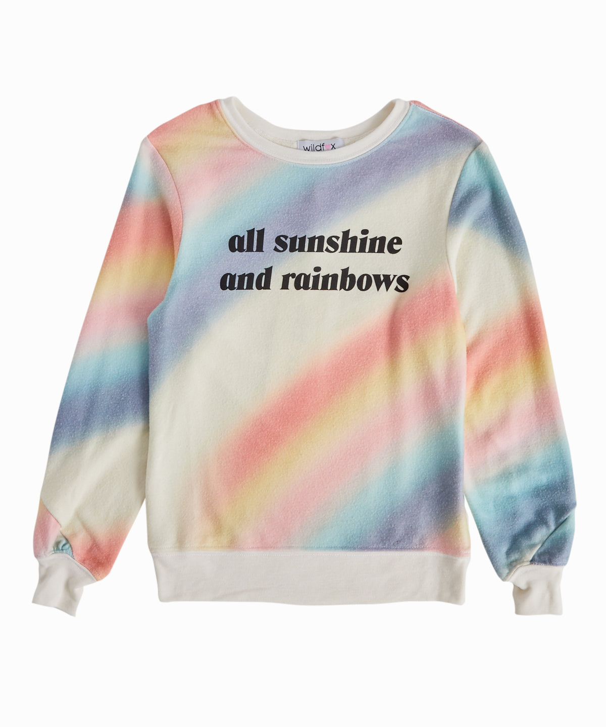 Sunshine & Rainbows Sweatshirt