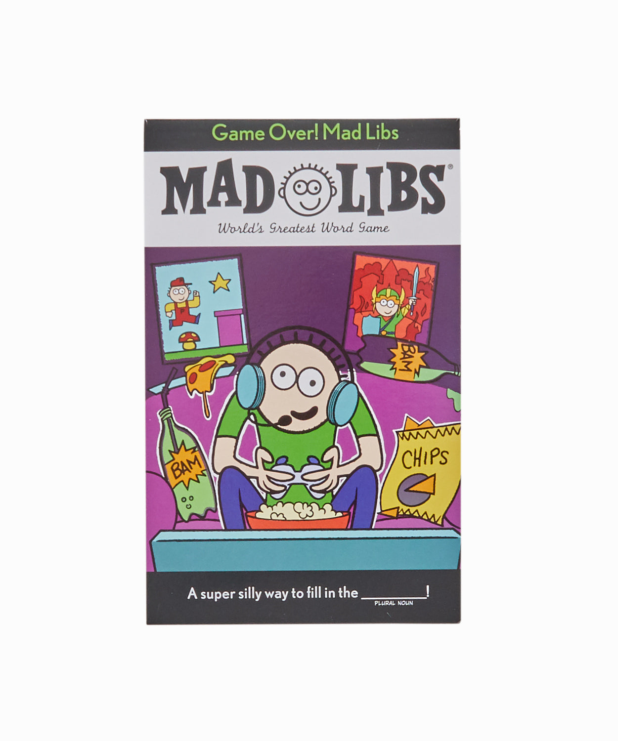 Game Over Mad Libs