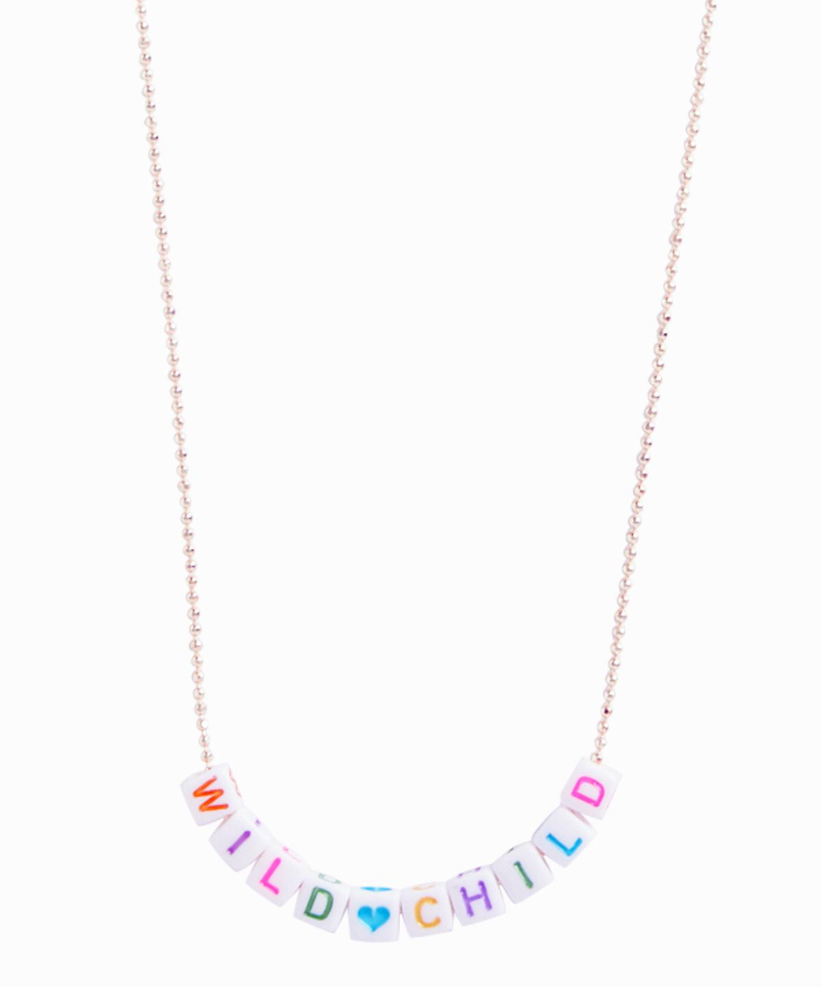 Exclusive Wild Child Necklace