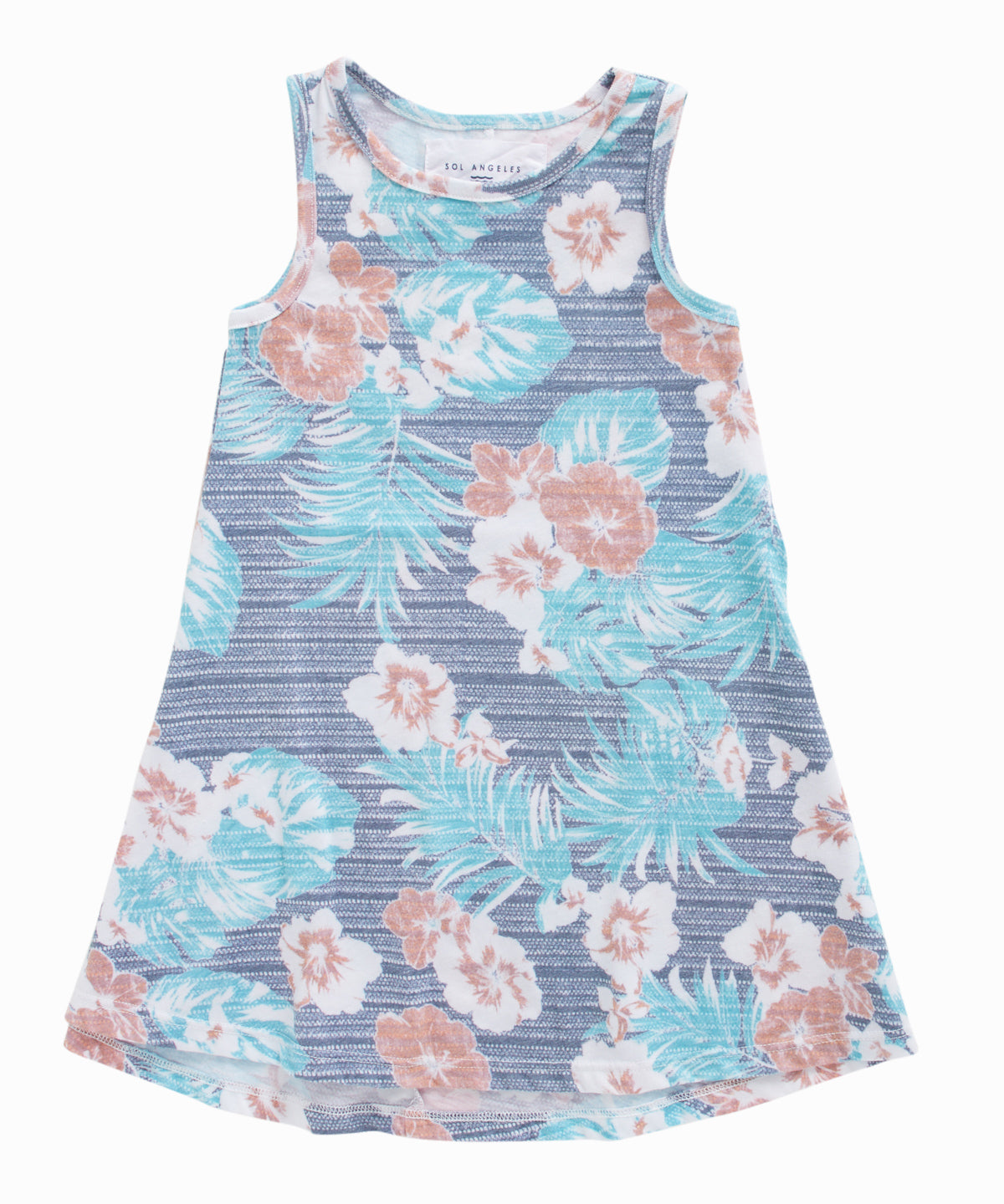 Hibiscus Tank Dress