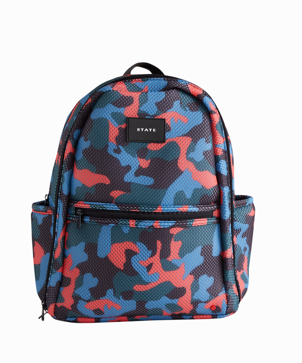 Bedford Camo Mesh Backpack