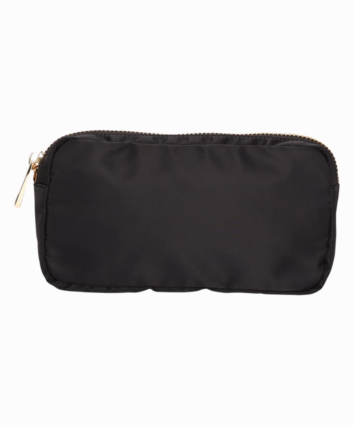 Exclusive Black Small Zipper Pouch