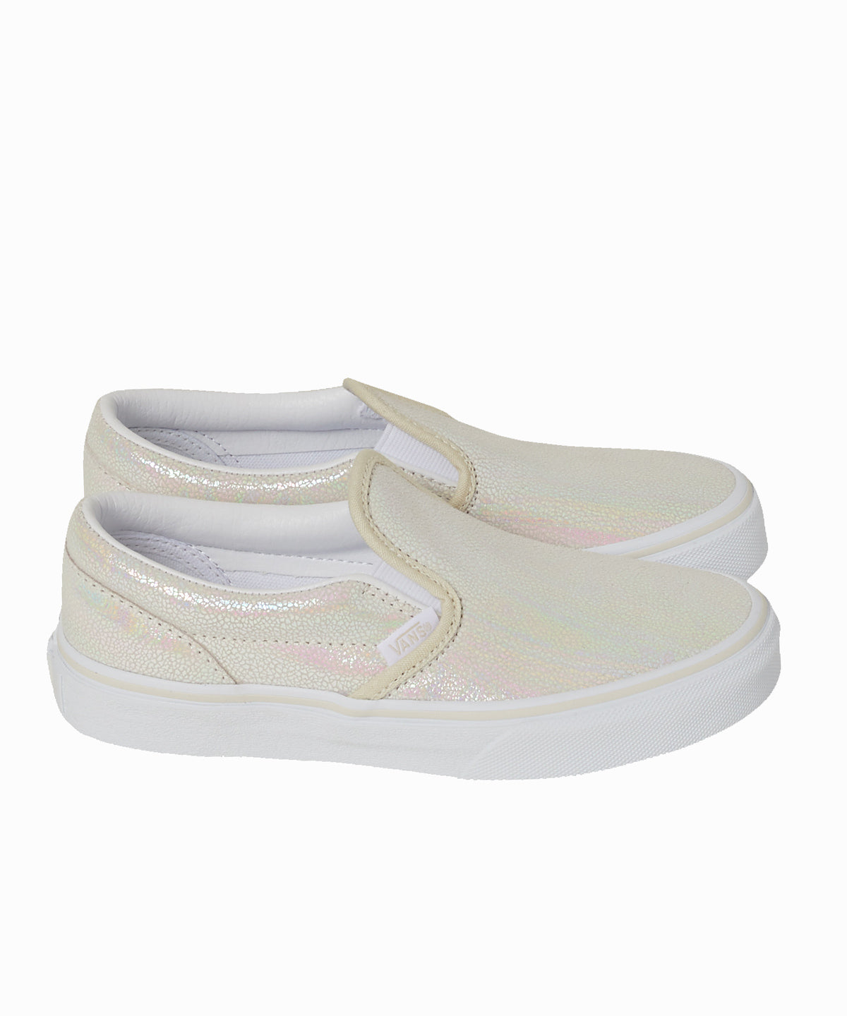 Classic Oil Slick Slip-On Sneakers