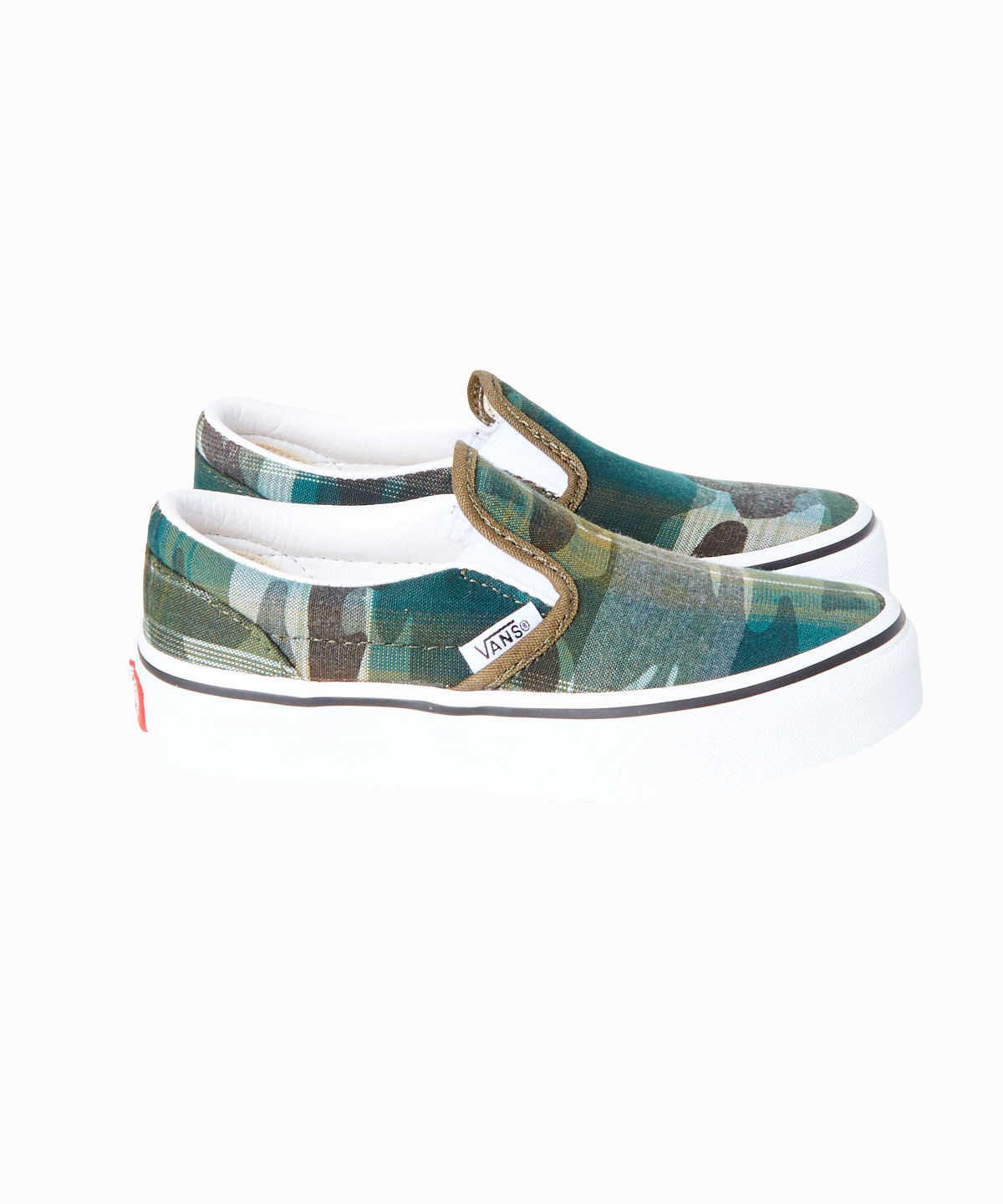 Camo Classic Slip-On Sneakers