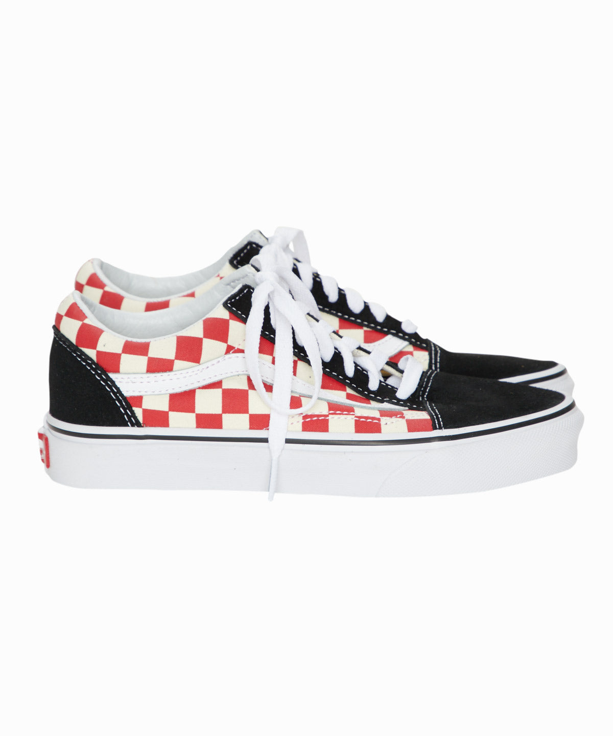 Old Skool Checkered Sneakers