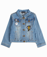 Patches Jean Jacket