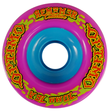Remember Optimo 70mm Wheels