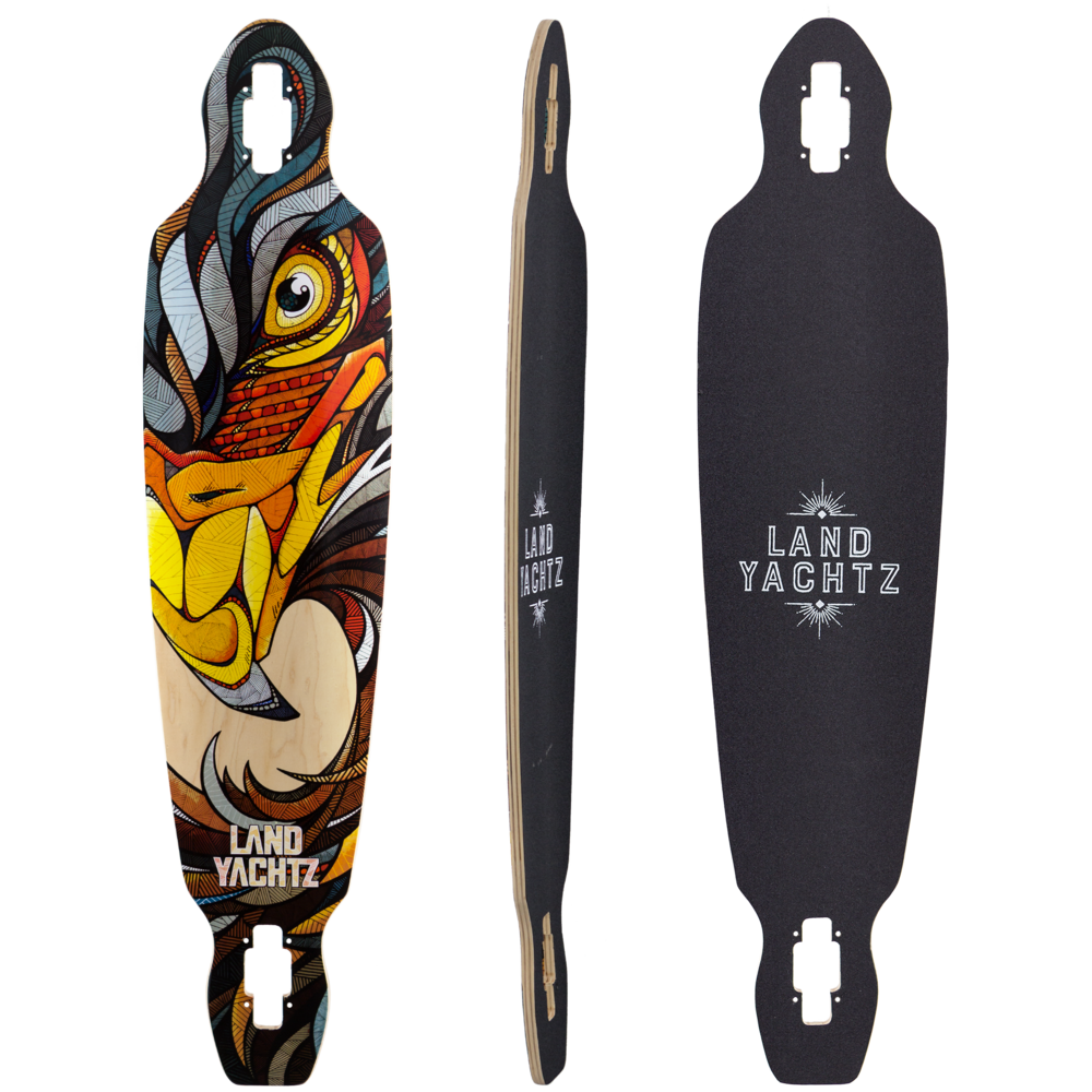 Landyachtz Battle Axe 35.0 Deck