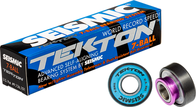 Seismic Tekton 7-Ball Bearings