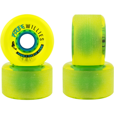 Free Wheel Co. Willies 69mm Wheels