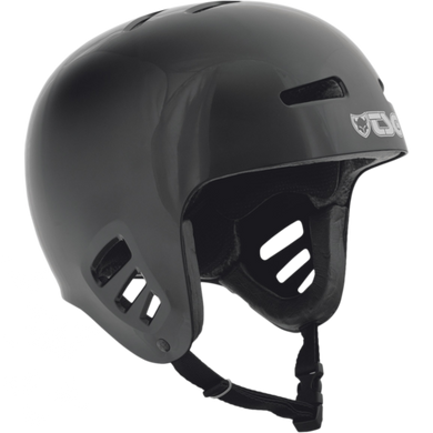 TSG Dawn Full-Cut Helmet Black