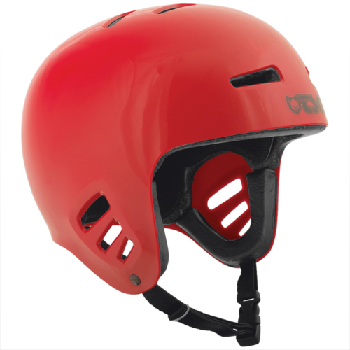 TSG Dawn Full-Cut Helmet Red