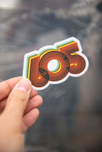 Retro Sticker