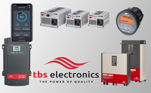 tbs electronics pure sinewave inverters and chargers