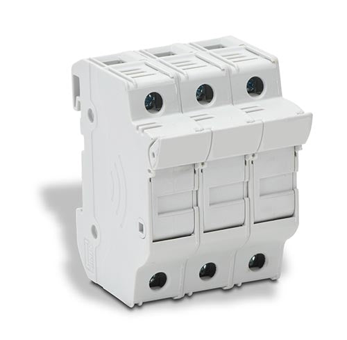 Fuse Holder - 3P - EVolve Electrics