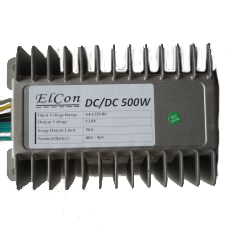 500W IP67 Sealed DC-DC Converters