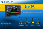 Andromeda EVIC Display - EVolve Electrics