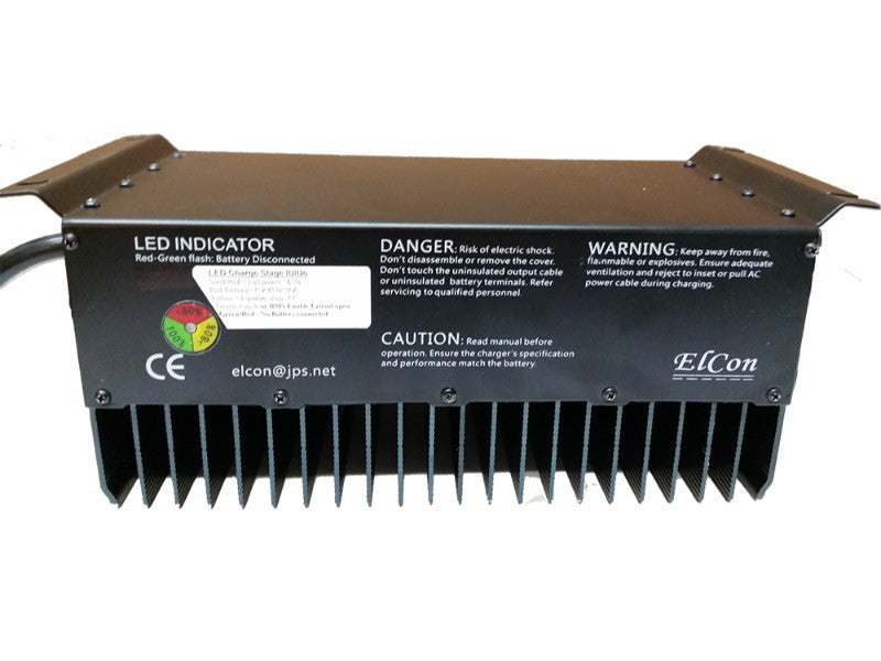 Elcon HF/PFC 2500 Charger - EVolve Electrics