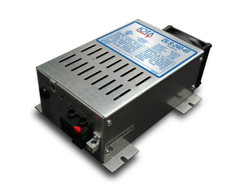 IOTA DLS 240-45 Charger