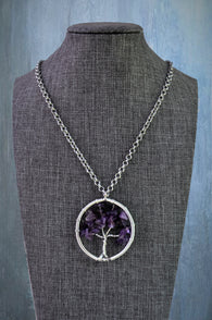 Semi-precious Tree of Life