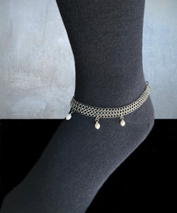 Stainless Steel Anklet (AK4)