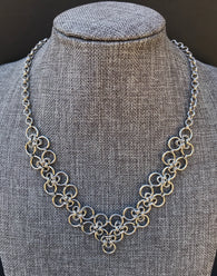 Celtic Lace Necklace