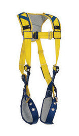 DBI/SALA® Medium Delta™ Vest Style Harness With Back D-Ring