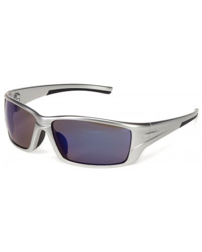 iNOX Eclipse - Blue Mirror lens with Silver frame