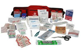 First Aid Fanny Pack Kit