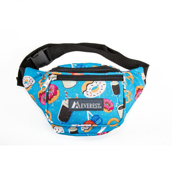 Everest-Signature Pattern Waist Pack