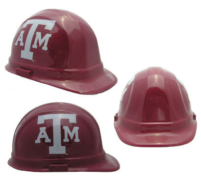 Texas A&M Aggies - NCAA Team Logo Hard Hat Helmet