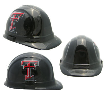 Texas Tech Red Raiders - NCAA Team Logo Hard Hat Helmet
