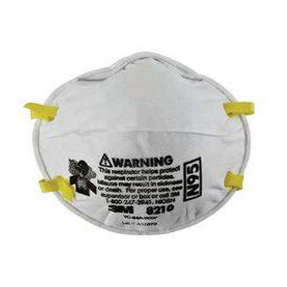 3M™ N95 Disposable Particulate Respirator Case (8 box per case)