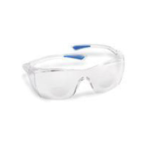 Radnor® Readers Series 2.0 Diopter Safety Glasses With Clear Frame And Clear Polycarbo