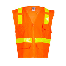Load image into Gallery viewer, ML Kishigo - ORALITE® Solid Front with Mesh Back Vest