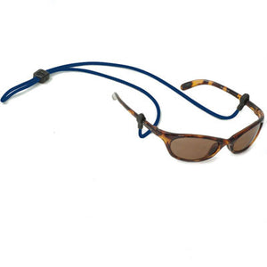 3MM Slip Fit Nylon Rope Eyewear Retainers - Navy Blue