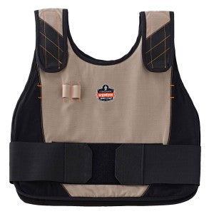 Ergodyne Chill-Its® 6215 Phase Change Premium Cooling Vest w/pack