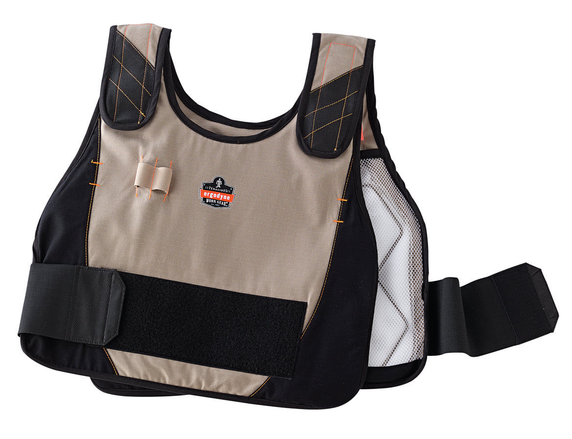 Chill Its 6215 Phase Change Premium Cooling Vest W Packs